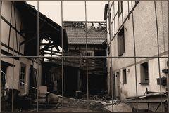 Ländlicher Hinterhof 2