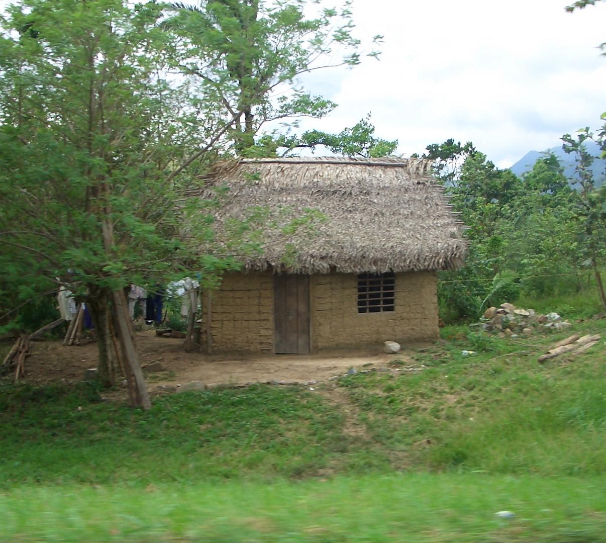 Ländliches Haus in Trujllo, Honduras