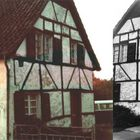 längst vergessen: Fachwerkhaus in der Hofschaft Barl