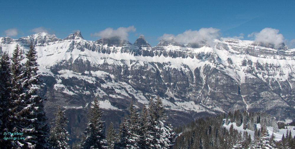 Längste Abfahrten der Welt: die 3. steilste...