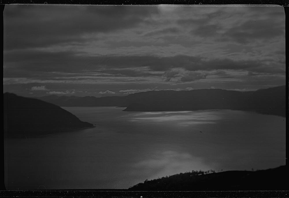 Längster Fjord der Welt - oder: landschaftlich schon schick - oder: Schwerer Aufstieg