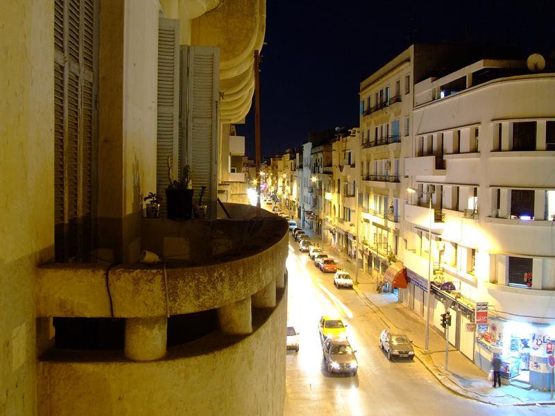 Lafayette by night