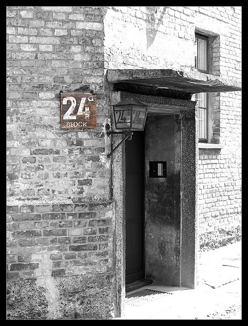 Lagerbordell Block 24 - Auschwitz
