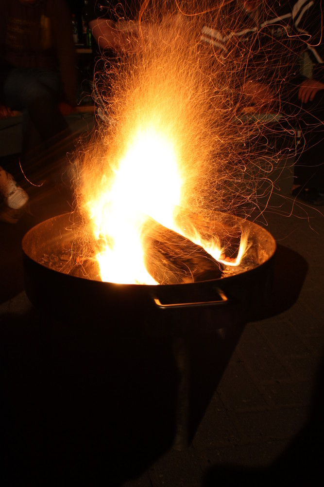 Lagerfeuer I