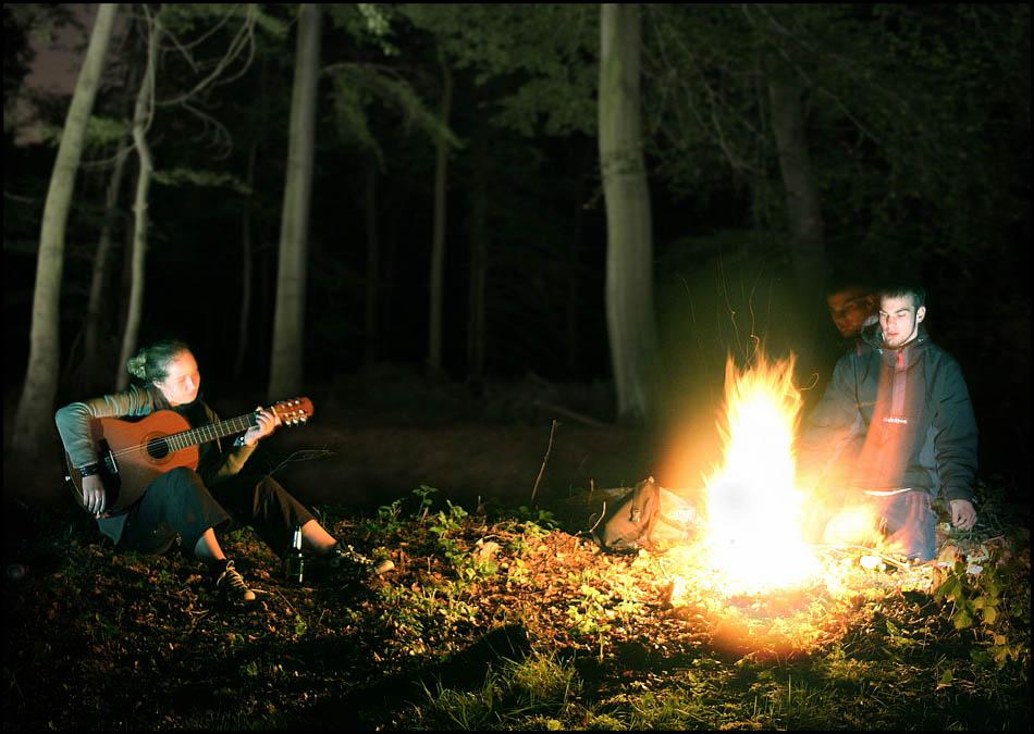 Lagerfeuerromantik