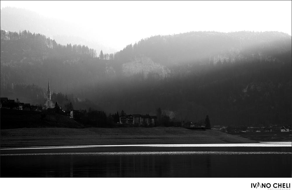 Lago Bianco Nero