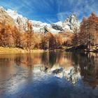 Lago Blu - Cervino