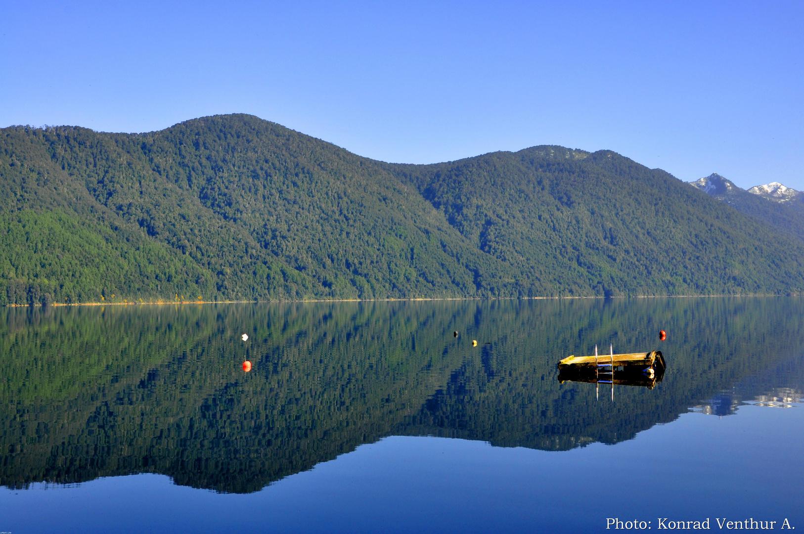 Lago Caburga