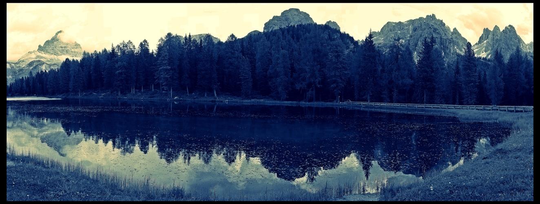 Lago d´ Antorno
