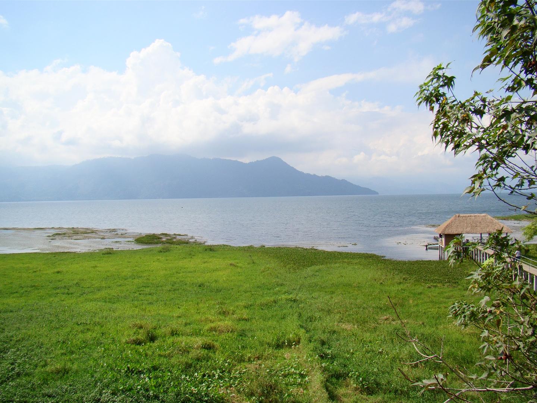 Lago de Yojoa....