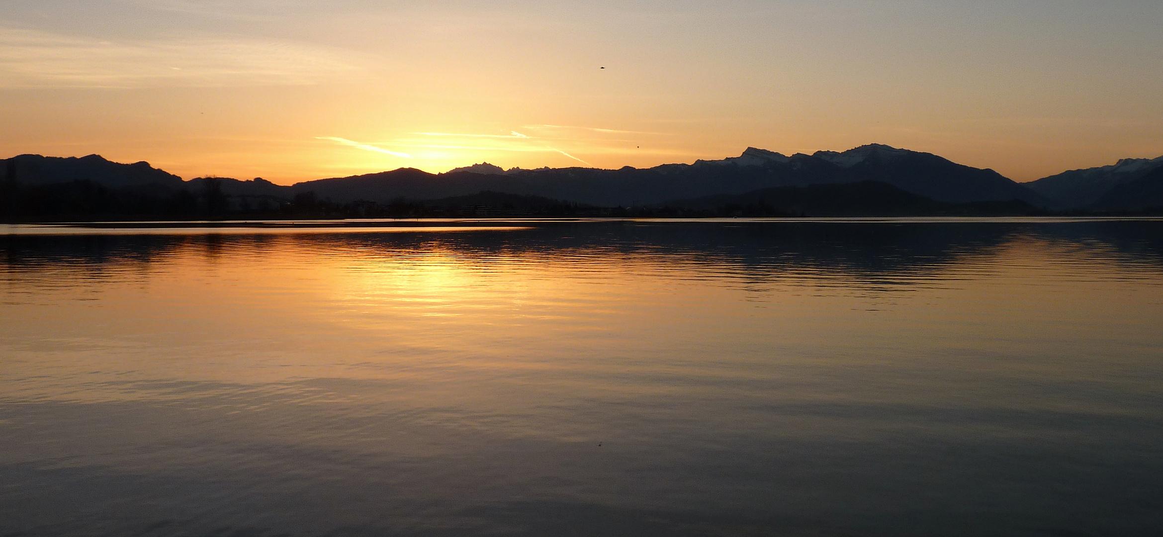 Lago de Zurich
