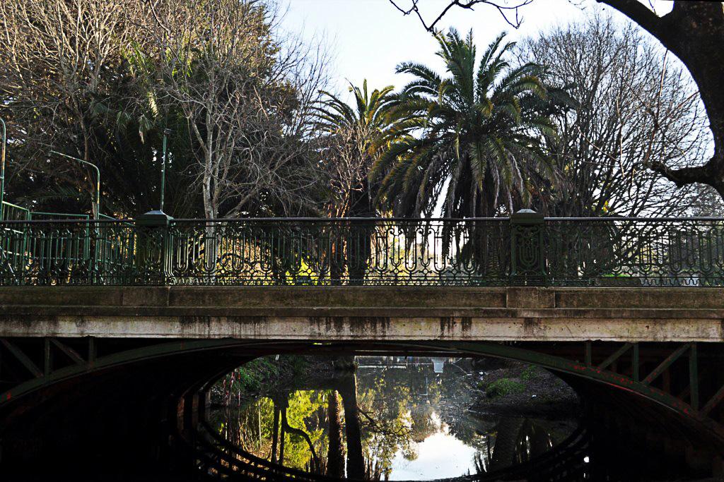 Lago del Bosque, La Plata, Bs As