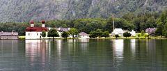 Lago del rey-Königssee