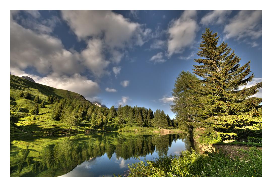 Lago delle Pozze