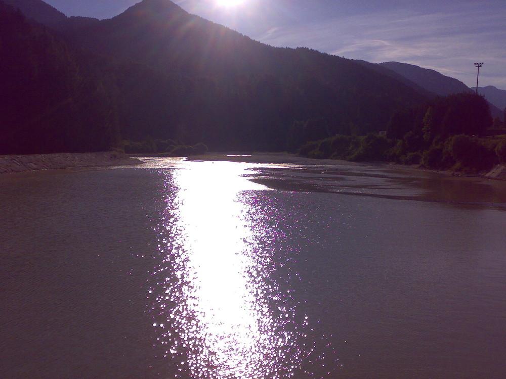 lago di auronzo(belluno)