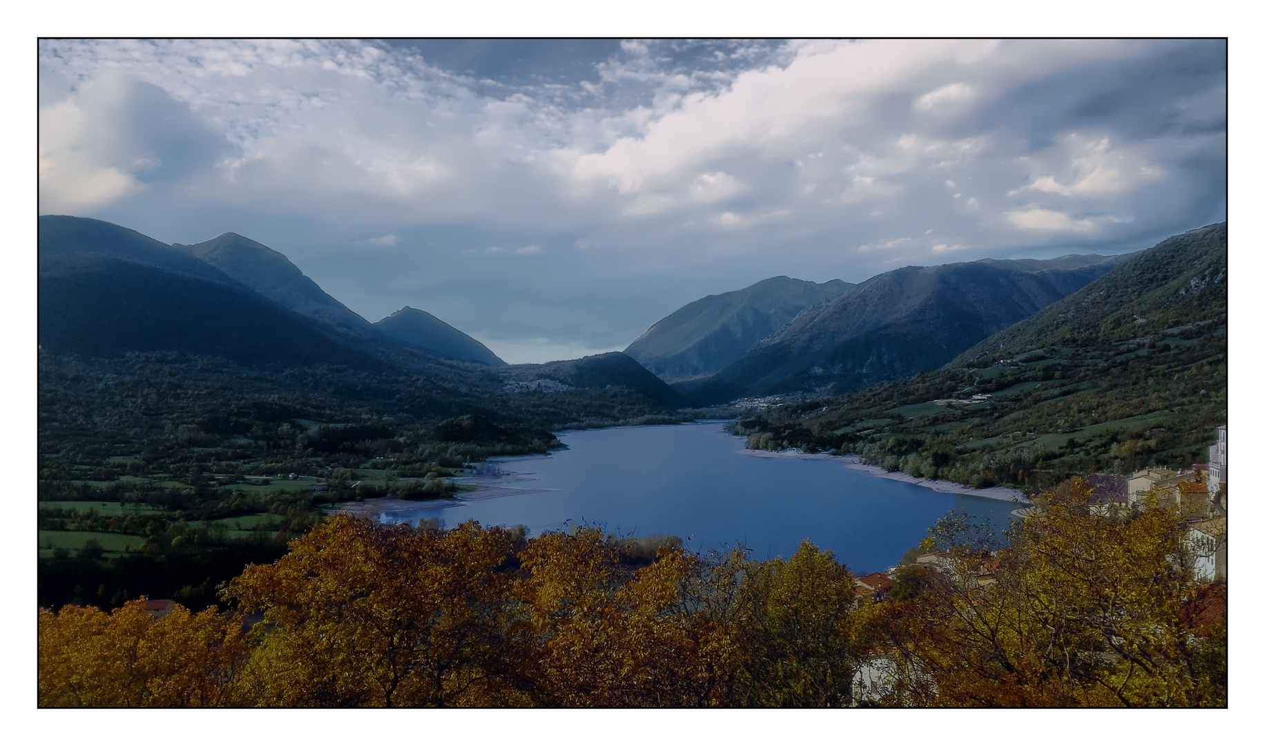 Lago di Barrea - L'Aquila