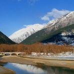 Lago di Barrea - Parco Nazionale d'Abruzzo