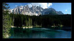 Lago di Carezza - Karer See