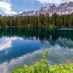 Lago di Carezza - Karersee, Südtirol