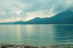 lago di garda on the road