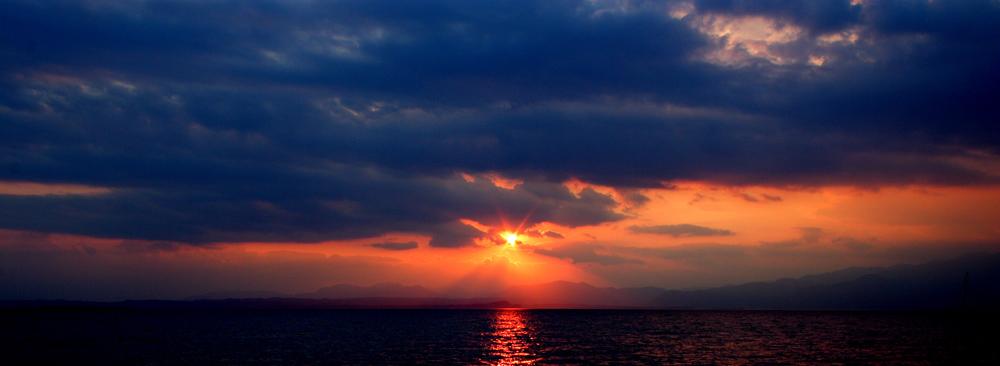 Lago di Garda - Sunset