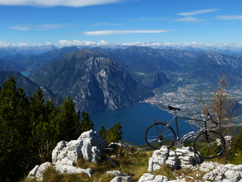 Lago di Garda von Monte Varagna