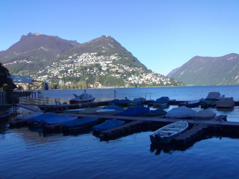 Lago di Lugano...