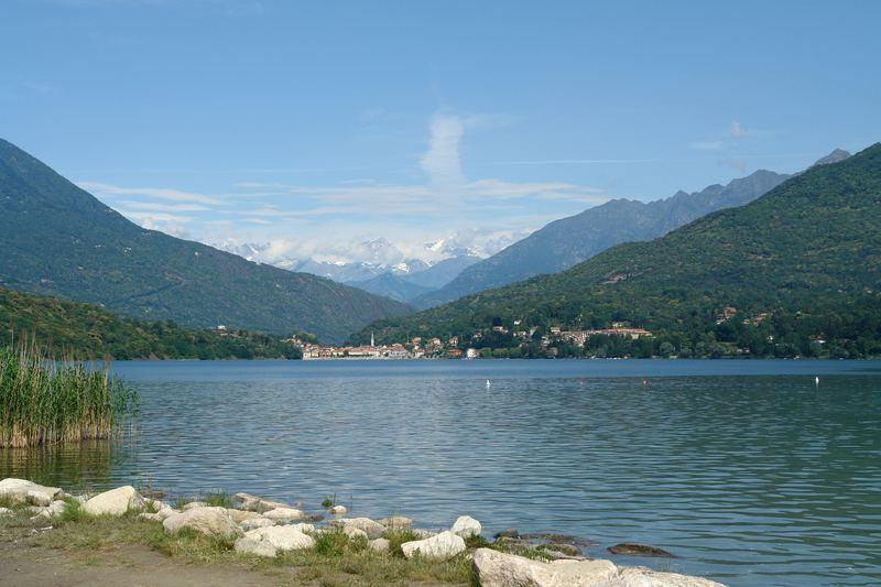 Lago di Mergozzo June 2007