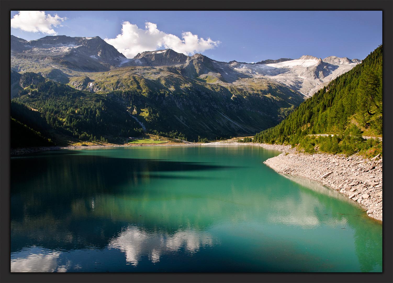 Lago di neves foto immagini paesaggi laghi e fiumi for Disegni di laghi