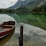 Lago di Tovel - Trentino - Italy