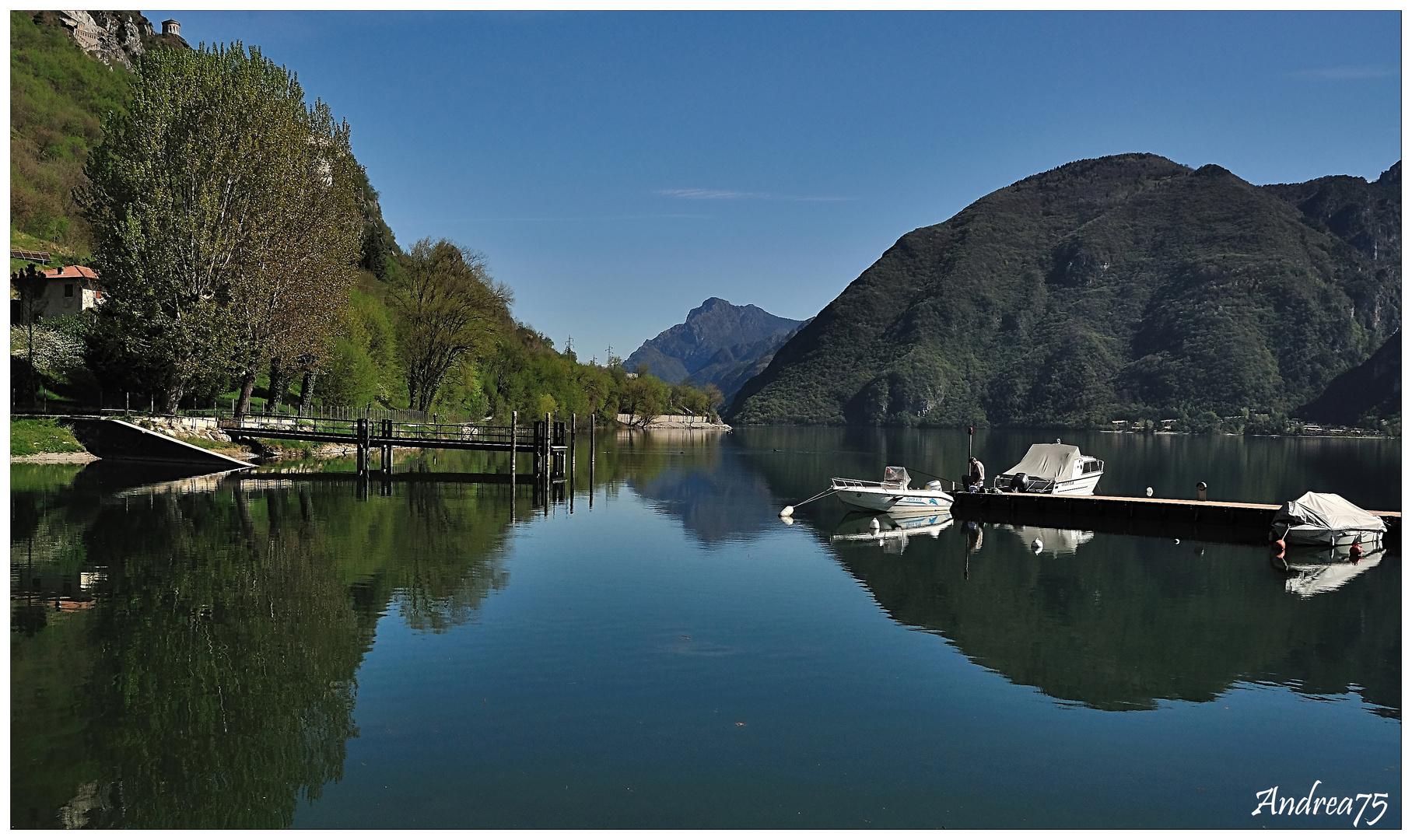 ..lago d'Idro 2