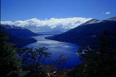 Lago Escondida, Tierra del Fuego, Argentinien