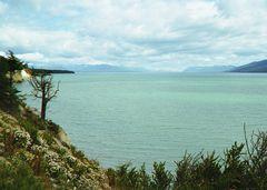Lago Fagniano , Feuerland / Argentinien