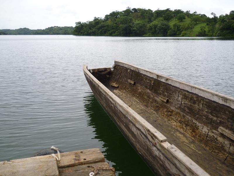 Lago Gatún, Panamá