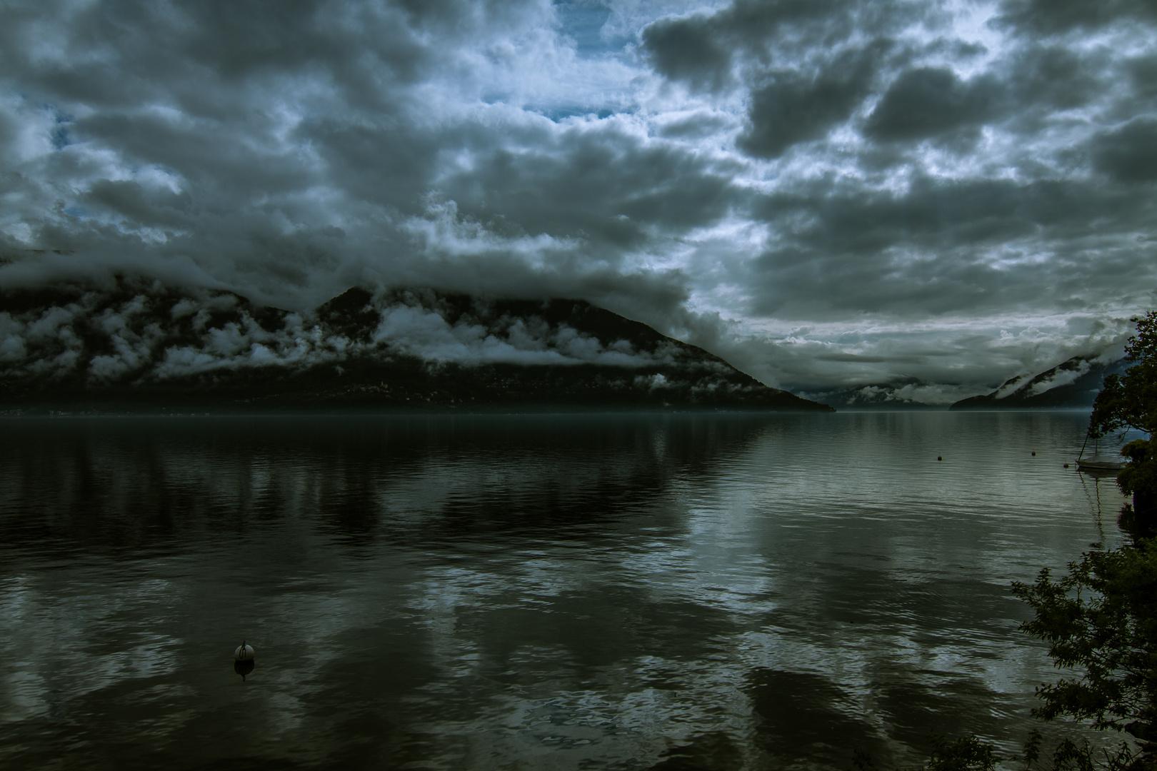 Lago im Oktober I
