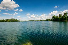 Lago Laprello Heinsberg am Tag nach dem Sturm der nie an kam #3