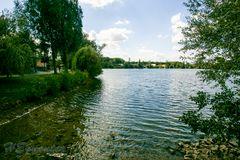 Lago Laprello Heinsberg am Tag nach dem Sturm der nie an kam #4