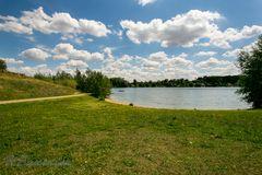 Lago Laprello Heinsberg am Tag nach dem Sturm der nie an kam #6