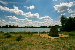 Lago Laprello Heinsberg am Tag nach dem Sturm der nie an kam #8