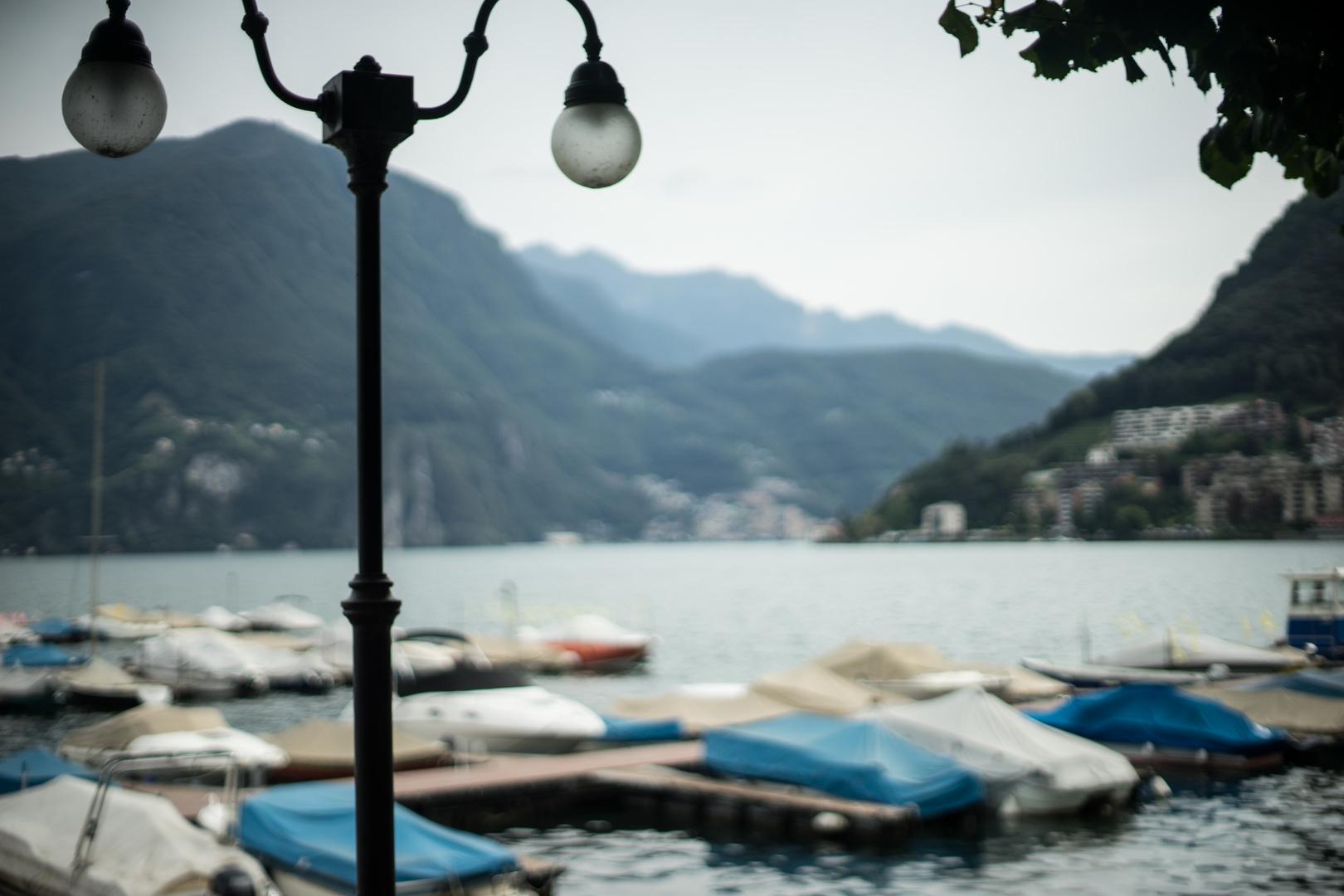 Lago Lugano / Luganer See