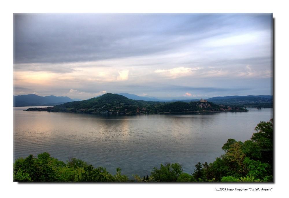 Lago Maggiore & Castello Angera