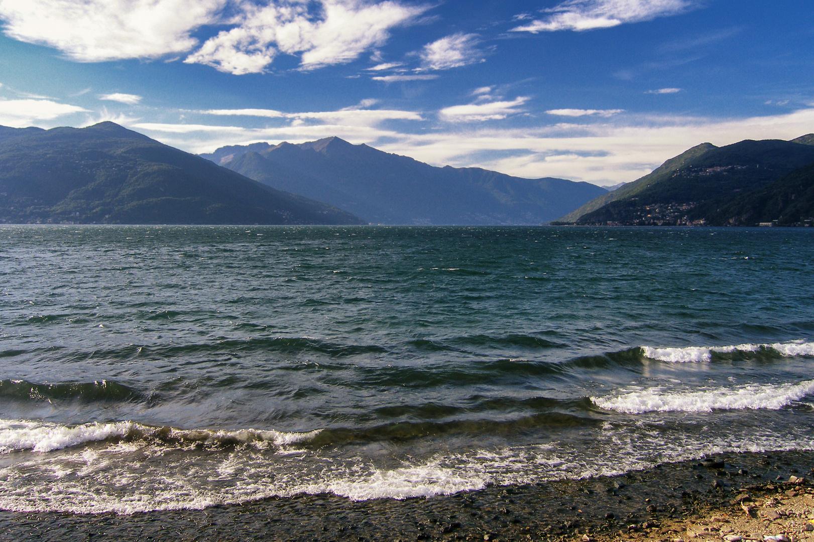 Lago Maggiore da Germignaga