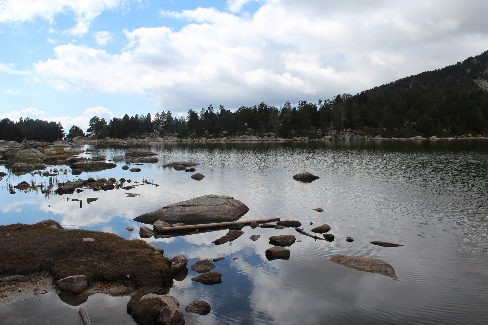 Lago Meranges