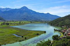 Lago Mezzola