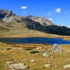 Lago Nero am Berninapass
