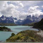 Lago Pehoe - Torres del Paine (Chile)