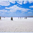 Lago Salato