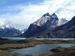 Lago Samiento- Torres del Paine- Chile