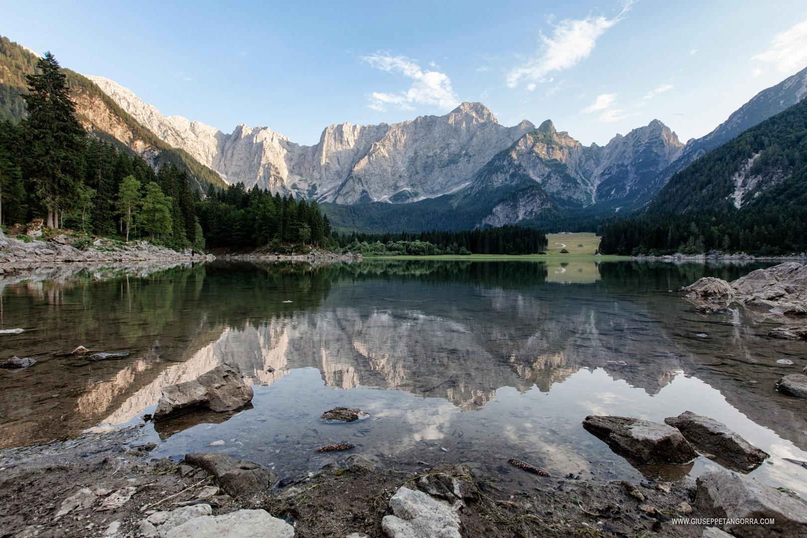 lago superiore di fesine