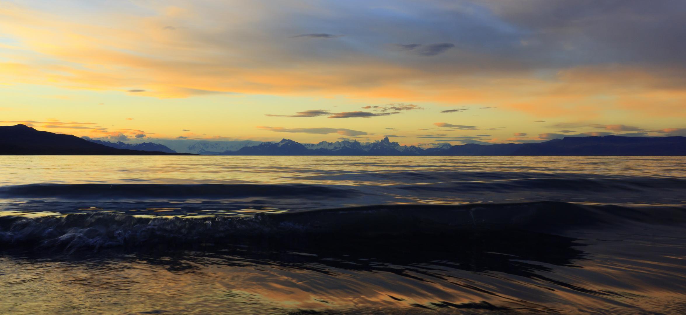 Lago Viedma und Fitz Roy